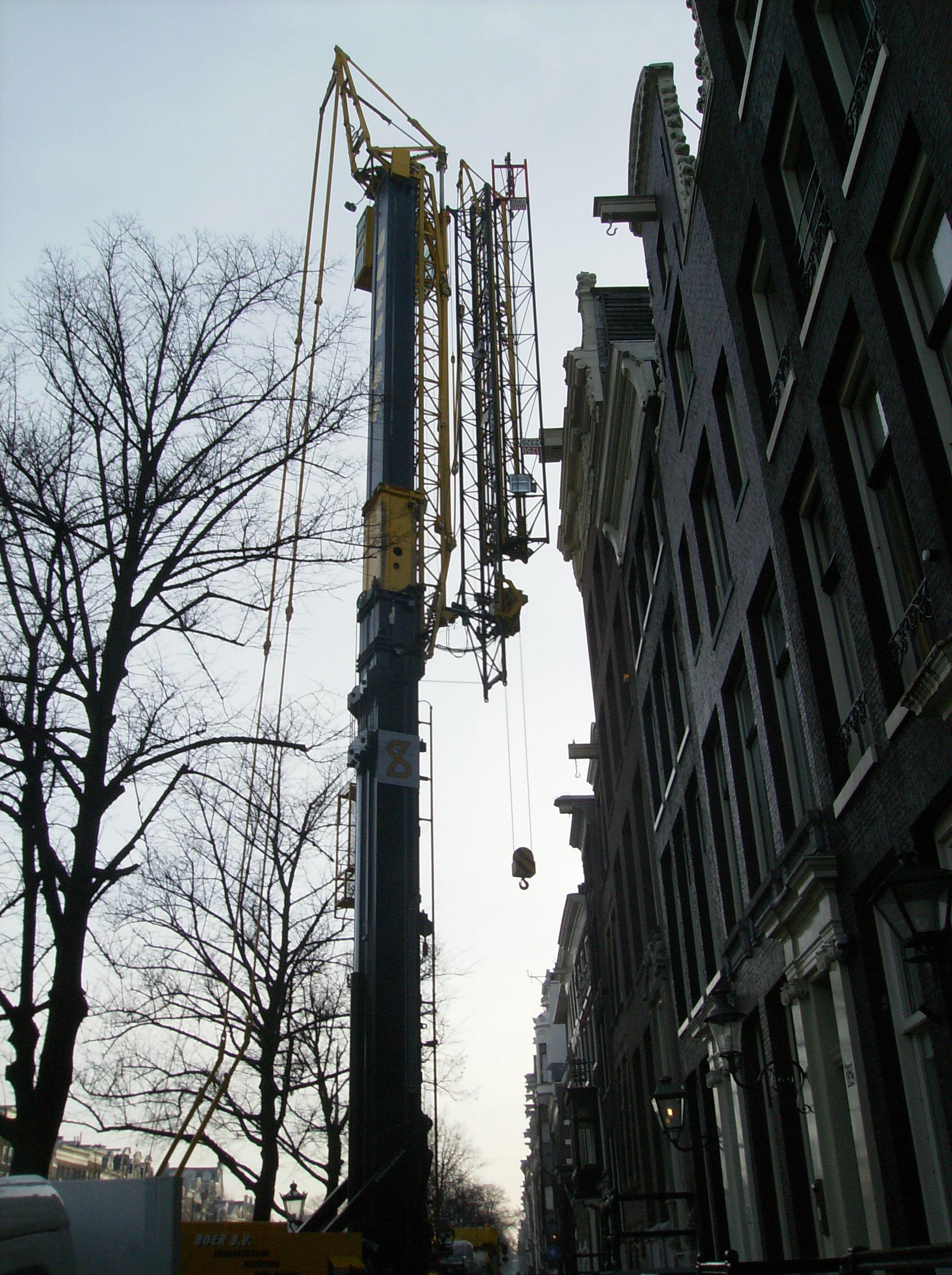 Stadstuin Keizersgracht Amsterdam