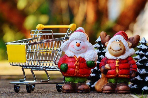 Sfeervolle kerstinloop bij GardenMaster Kroeze in Beesd